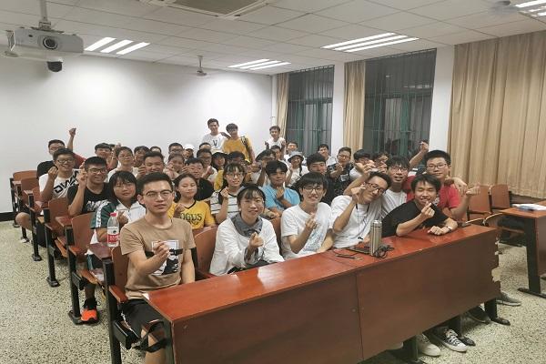 【信息学院】2019信息工程学院易班工作站第一次见面会顺利举行