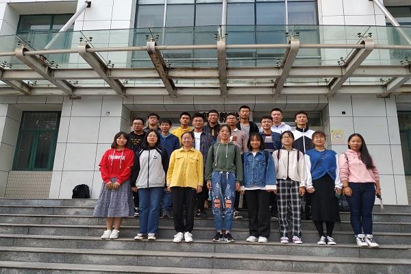 材料学院易班学生工作站第一次全体大会顺利召开