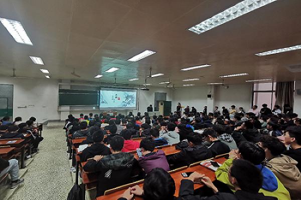 【信息学院】信息工程学院通信zy1601班班级分享会成功举行
