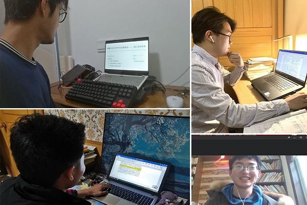 """自动化学院""""学生党员先锋行动计划""""科技引导员开展线上学生科技创新指导工作"""
