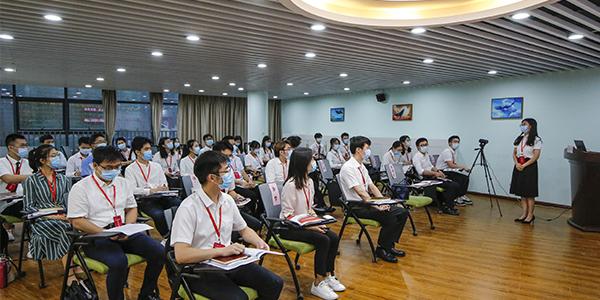 【图集】2020年新聘用辅导员入职培训