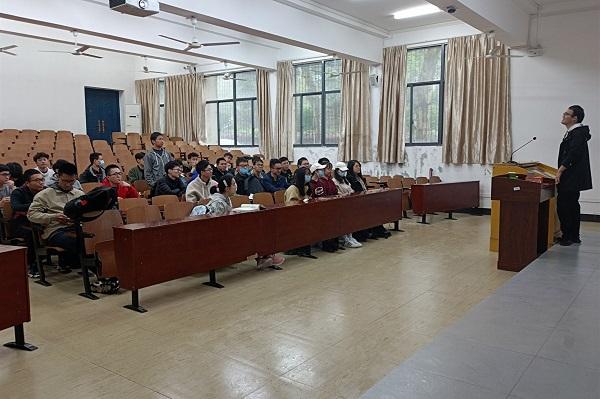 电气1901班2021年度第一次班级会议顺利召开