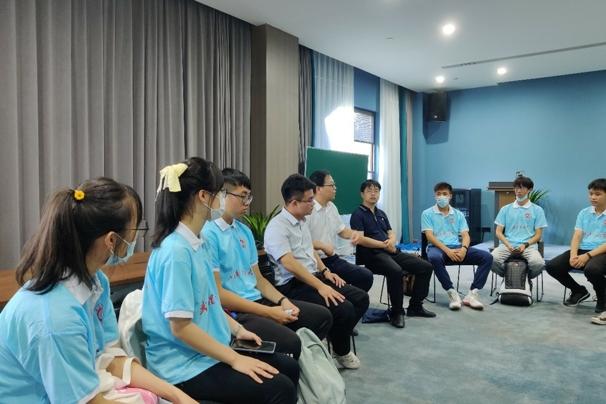 【暑期社会实践】实践队员们畅谈实践心得体会