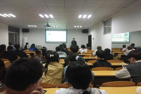 交通与物流工程学院顺利开展第一次易班通讯员培训会